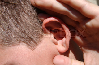 Image of 'ear, health, child'