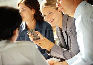 Bild von 'business, gruppe, schaffen'