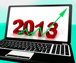 2013 Going Up On Laptop Shows Next Year's Sales