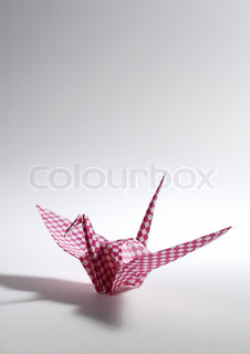 Image of 'origami, bird, things'