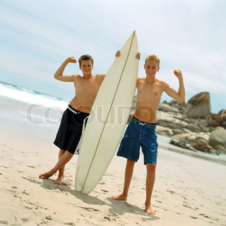 Image of 'surfboard, surf, young'