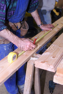 Image of 'carpenter, working, work'