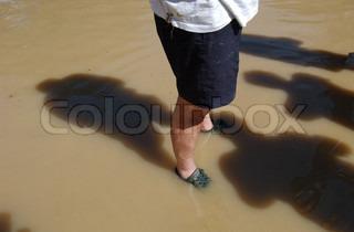 Billede af 'vandskade, naturkatastrofe, oversvømmelse'