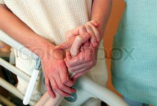 Image of 'hospital, patient, elderly'