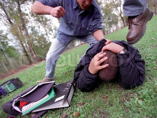 Image of 'violence, teen, youth'