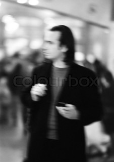 Image of 'anonymous, rush hours, train station'