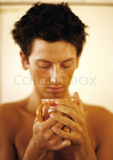 Image of 'coffee, male, man'