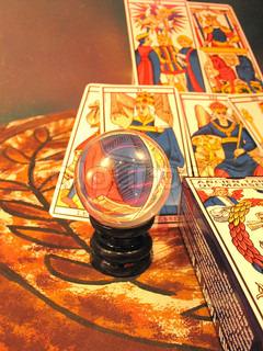 Image of 'tarot, card, prediction'