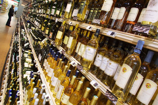 Image of 'alcohol, liquor store, bottles'