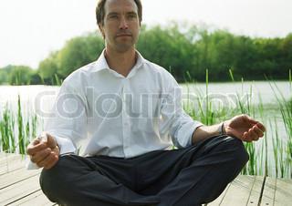 Image of 'yoga, business, single'