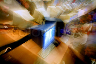 Image of 'it, computer, stress'