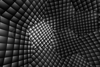 3D Abstract Illusion Effect Background