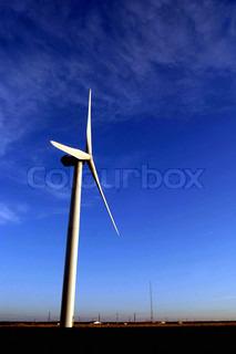 Bild von 'wind, grüne Energie, blauer himmel'