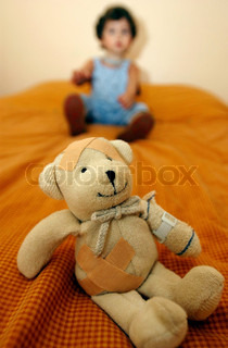 Image of 'teddy, bear, childhood'