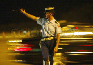 Image of 'gendarme, surveillance, transport routier'