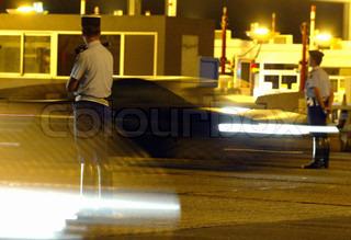 Image of 'gendarmerie, surveillance, transport routier'