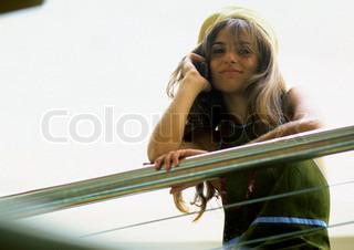 Billede af 'Blondie, makro, Woman'