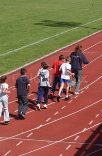 Billede af 'børn, atletik, Sport'