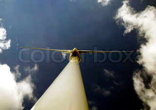 Image of 'energy saving, alternative energy, wind'