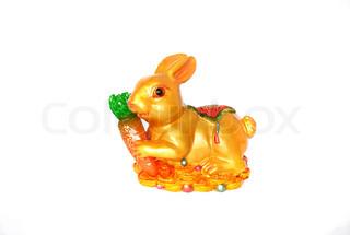 porzellan rabbit ratte stock vektor colourbox. Black Bedroom Furniture Sets. Home Design Ideas