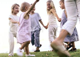 Billede af 'børn, ven, barn'