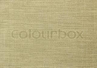 Grøn linned lærred tekstur