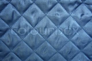 Blå stof baggrund