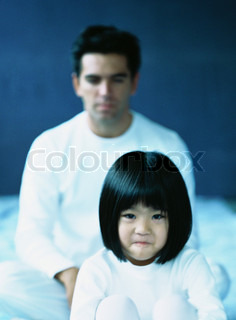 Image of 'parents, family, affection'