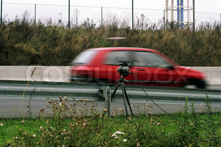 Image of 'speed, automobile, speed traps'