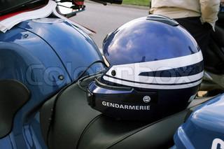 Image of 'transport automobile, road safety, gendarmerie'