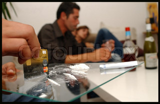 Image of 'cocaine, youth, problem'