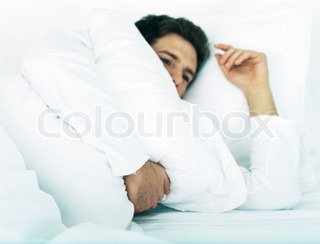 Image of 'bed, pillow, bedroom'