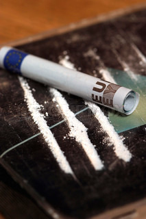 Image of 'cocaine, problematic, drugs'