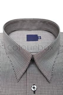 Close up shot or new men shirt