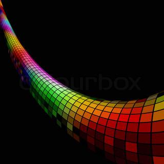 regenbogen muster bunte linien - photo #22