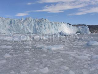Billede af 'grønland, isbjerge, naturskønne'