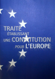 View of European Constitutional Treaty Board