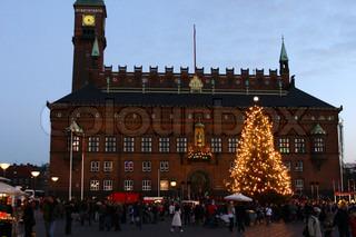 Image of 'copenhagen, christmas, denmark'