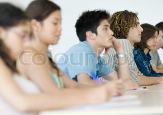 Bild von 'Gymnasium, Jugend, Mädchen'