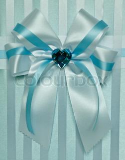 Beautiful cloth bow
