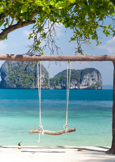 Tropische Paradies Szene 2
