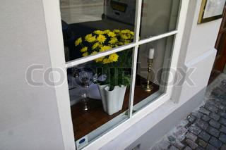 Billede af 'vindue, huse, hjem'