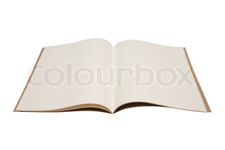 bookisolated white