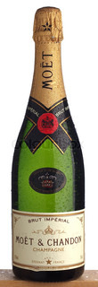 Image of 'champagne, bottle, simple'