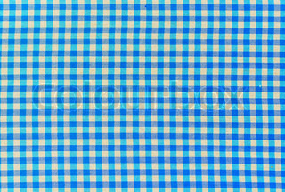 Fabric Texture patterned plaid as a background
