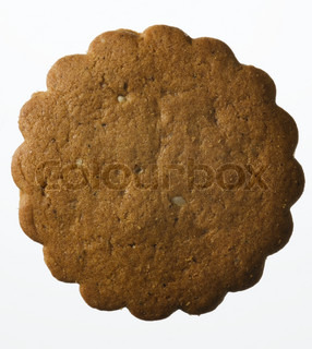 Traditional danish Christmas cookie