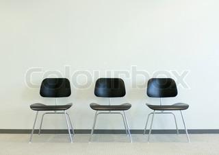 Bild von 'stuhl, sekretariat, business'