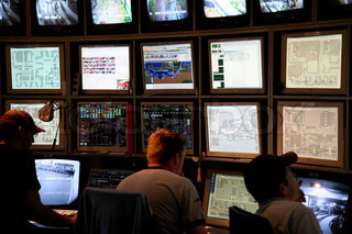 Image of 'railways, control room, railway'