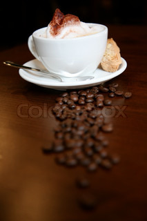 Image of 'coffee, cup, cup of coffee'