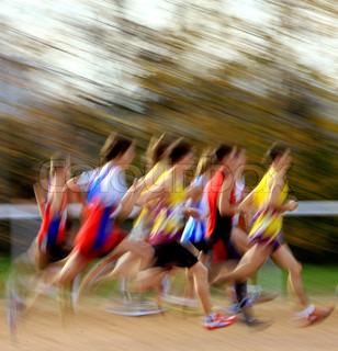 Image of 'run, marathon, sport'